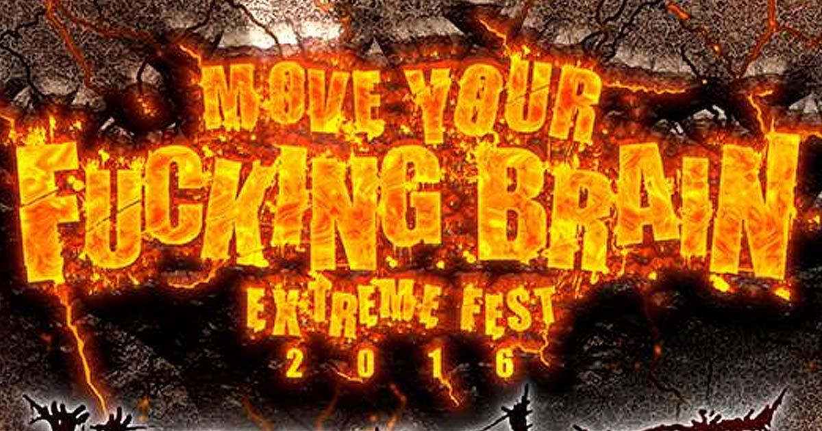 Una fecha obligada: ¡El Move Your Fucking Brain 2016 ya está aquí!