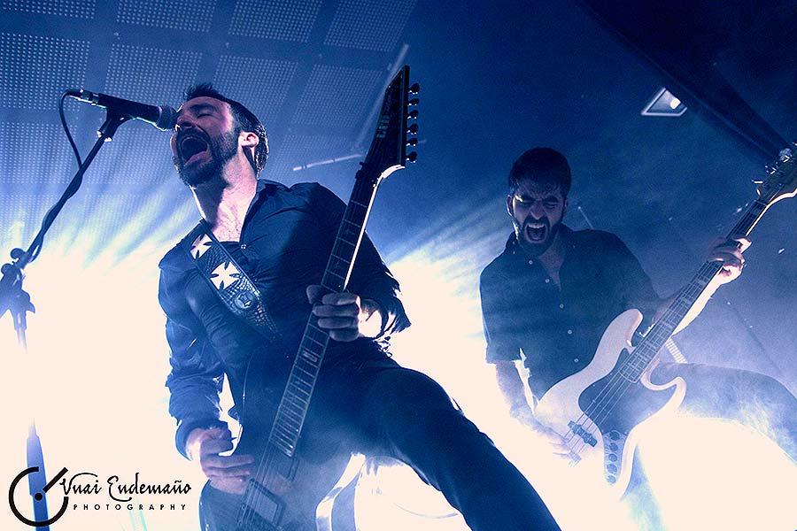 Obsidian Kingdom con Erroma en la sala Stage Live de Bilbao