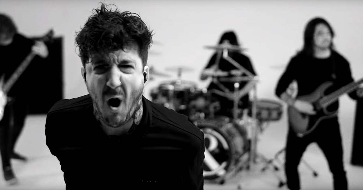 Of Mice & Men y el vídeo de 'Pain'
