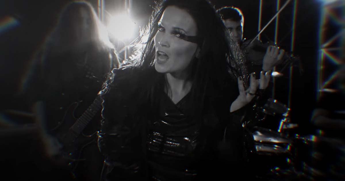 Premiere: Tarja y el vídeo de 'Innocence'