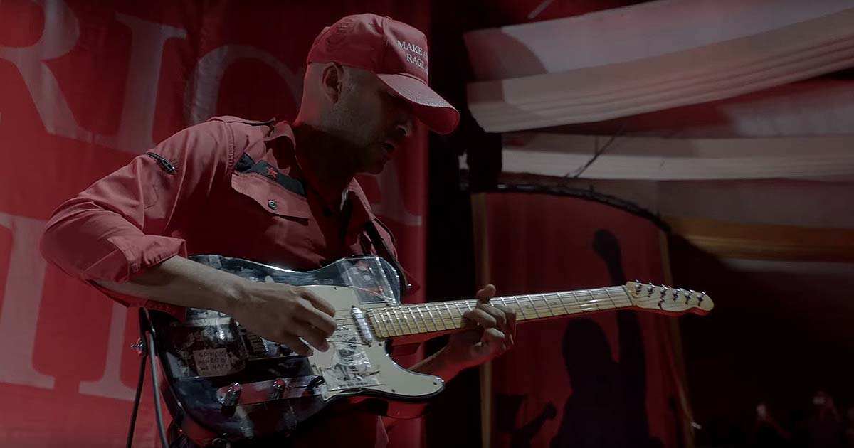 Prophets Of Rage y el vídeo de 'Killing In The Name' (Live)