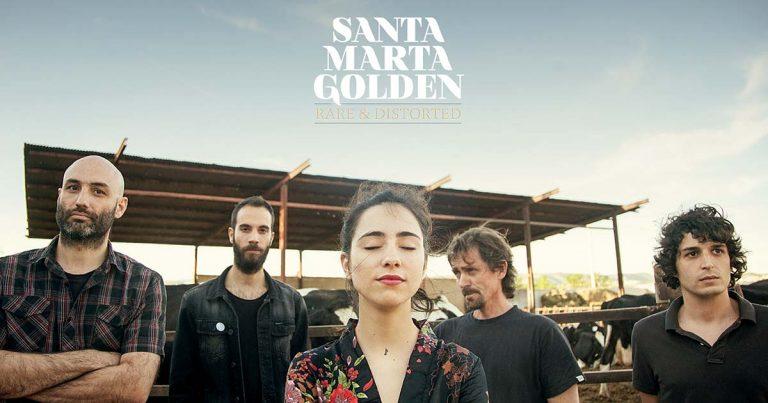 Santa Marta Golden estrenan su nuevo EP 'Resilience'.