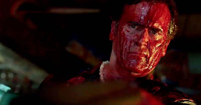 Ash vs Evil Dead muestra un salvaje trailer de su segunda temporada