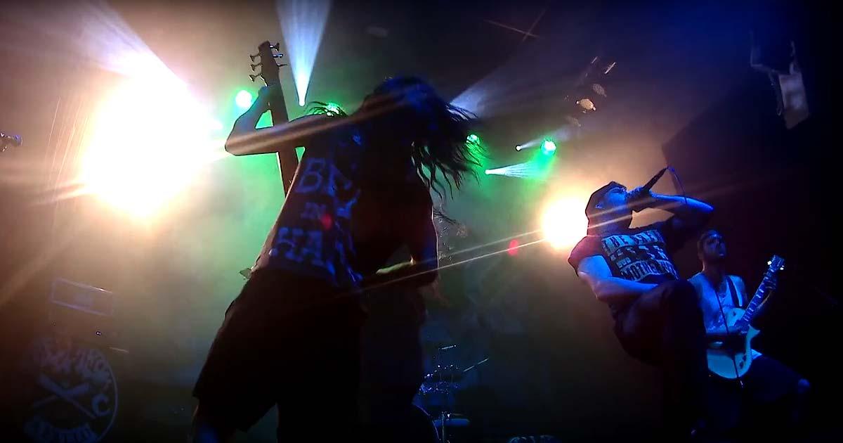 Bellako y el vídeo de 'THC' con Juli (Crisix) y Adri (Crim)