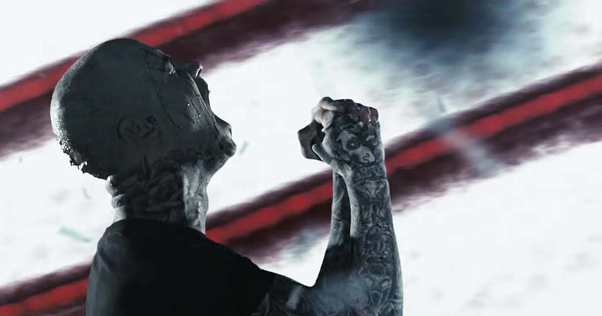 Betraying The Martyrs y el vídeo de 'The Great Disillusion'