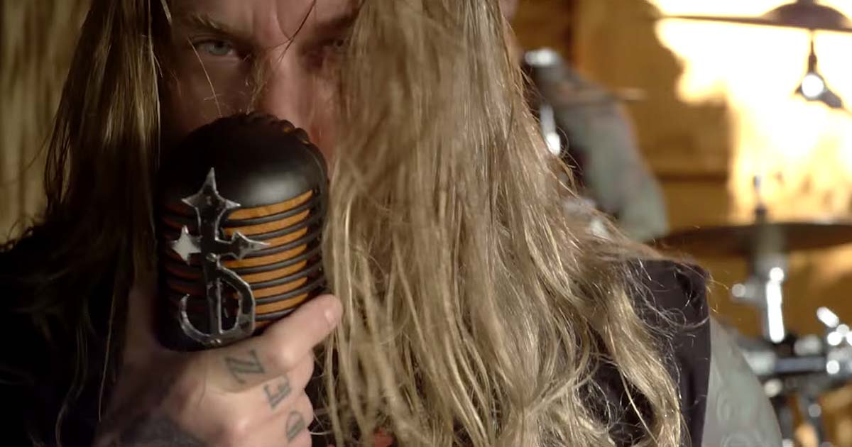 DevilDriver y el vídeo de 'My Night Sky'