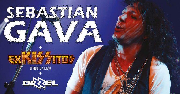 Cartel y detalles de la fiesta Kiss Army Spain 8º Aniversario