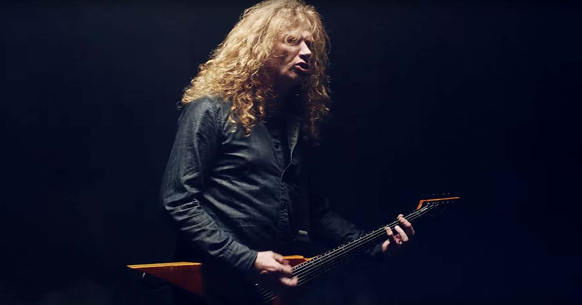 Megadeth y el vídeo de Post American World