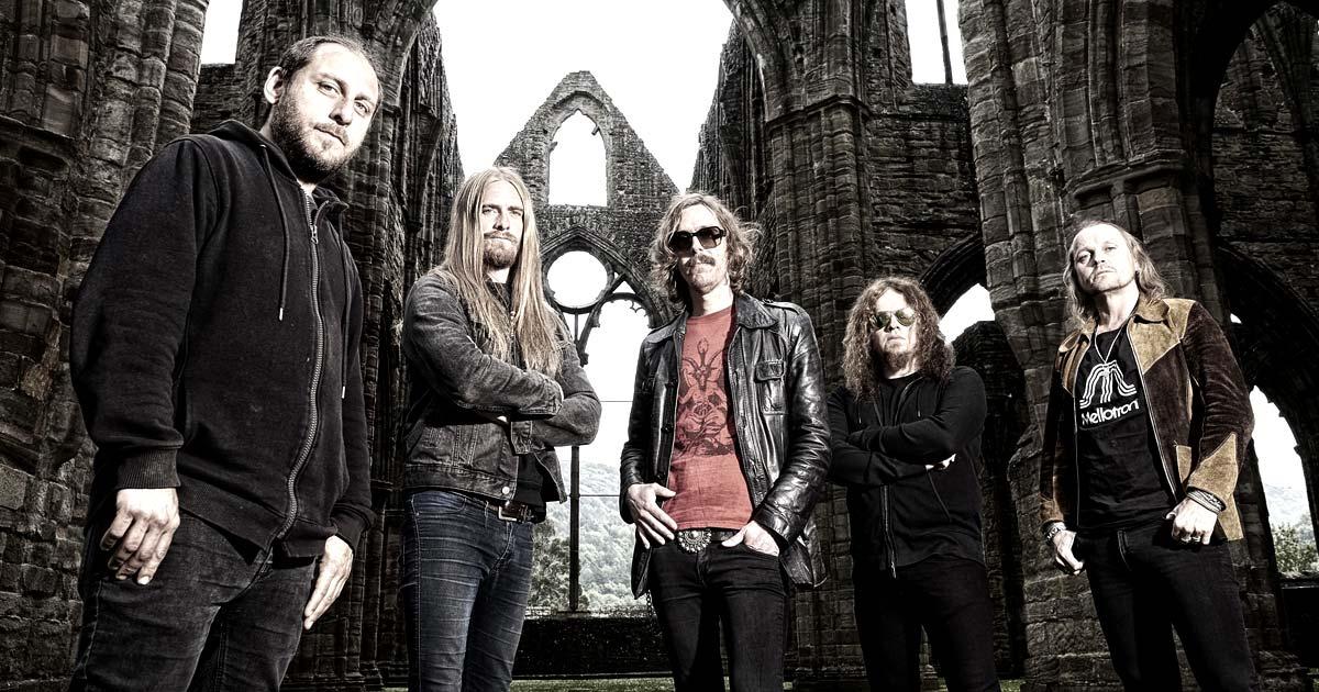 Opeth revelan la portada y tracklist de su nuevo trabajo, 'Sorceress'