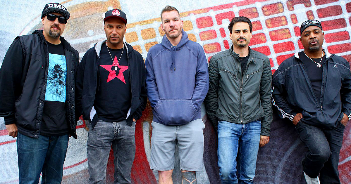 Prophets of Rage ofrecen un adelanto de su primer álbum