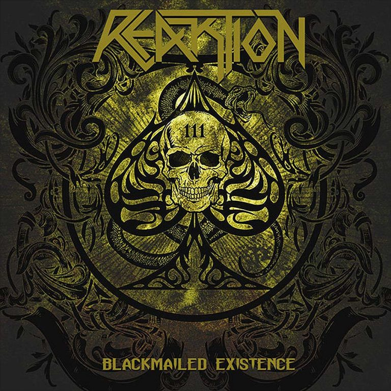 Reaktion 'Blackmailed Existence'