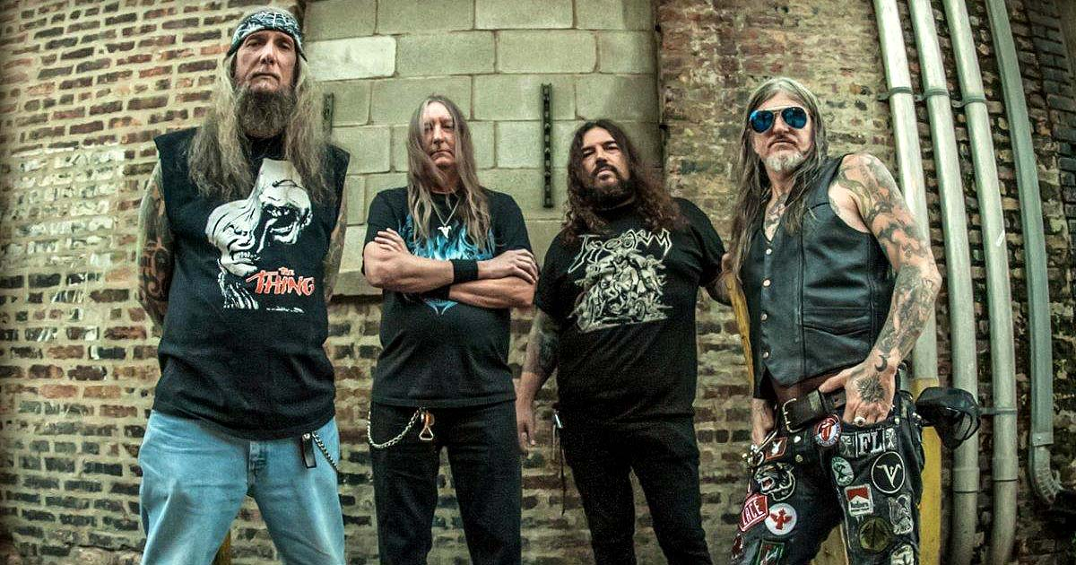 Saint Vitus ofrecen 'War Is Our Destiny' como adelanto de su nuevo disco