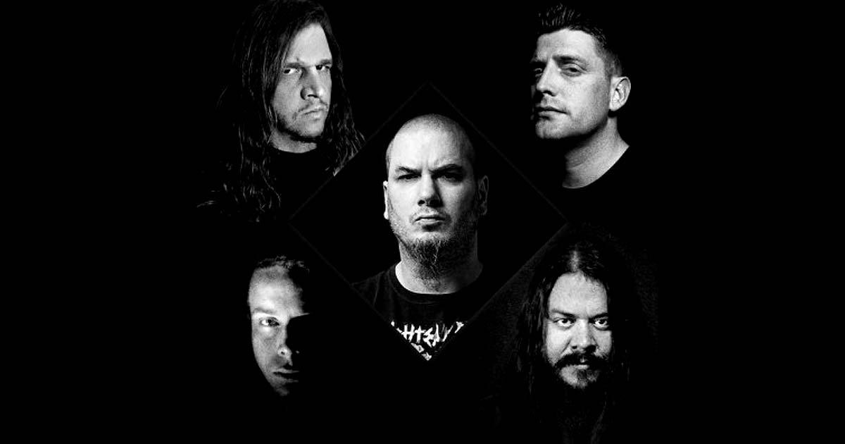Scour, la nueva banda de Phil Anselmo, comparte su EP debut