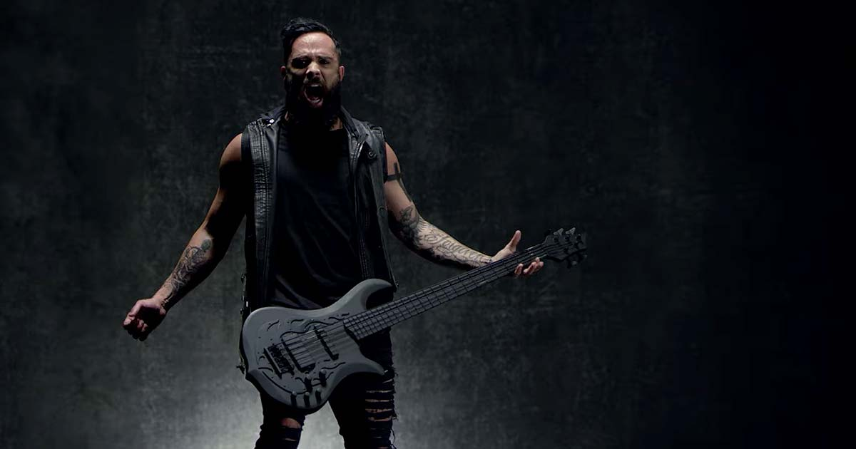 Skillet y el vídeo de 'Feel Invincible'