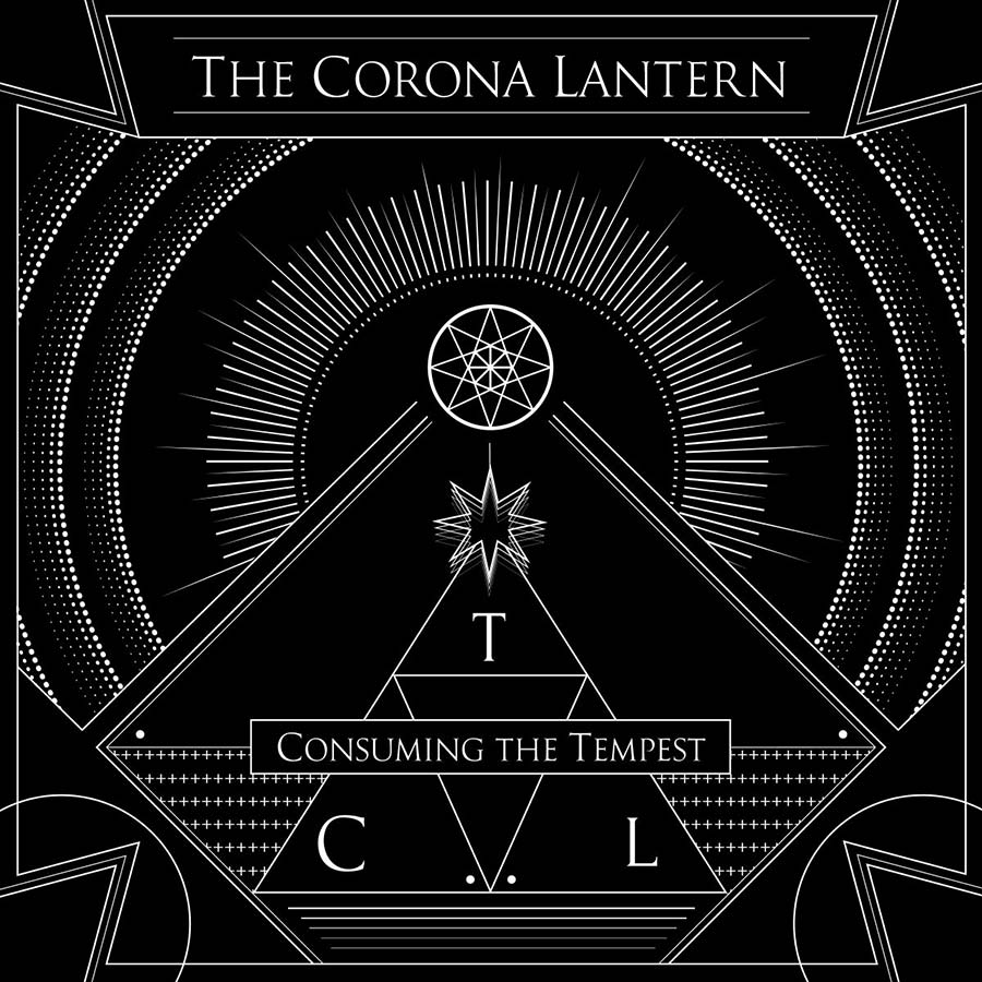 The Corona Lantern 'Consuming the Tempest'