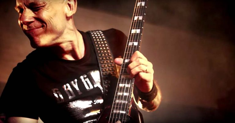 Wolf Hoffmann (Accept) y el vídeo de 'Night On Bald Mountain'