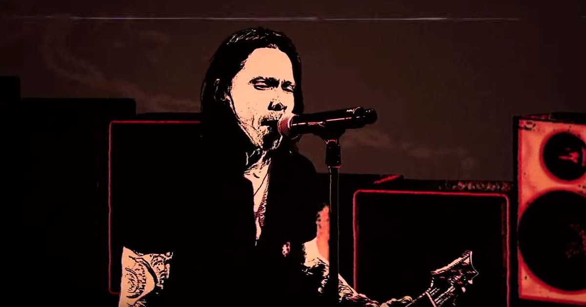 Alter Bridge y el vídeo de 'Show Me A Leader'