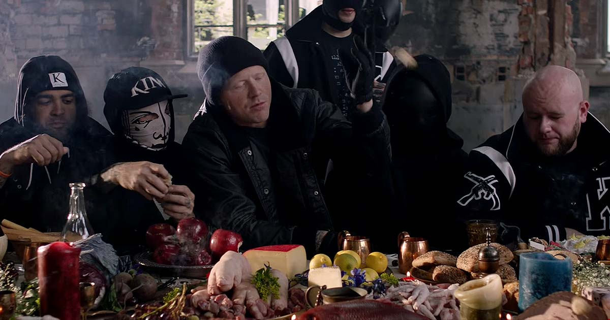 King 810 y el vídeo de 'Alpha & Omega'