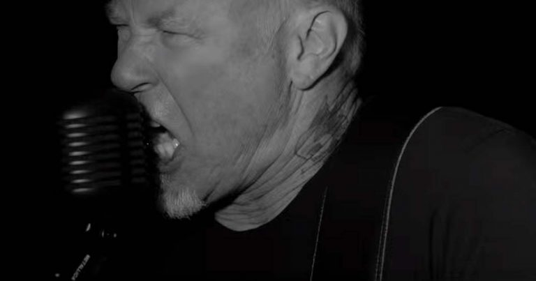 Metallica y el vídeo de 'Hardwired'