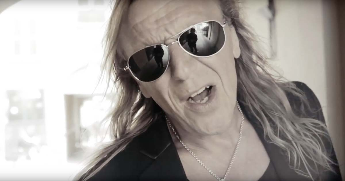 Pretty Maids y el vídeo de 'Face The World'