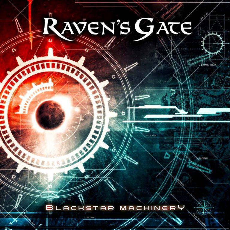 Raven's Gate ofrecen la portada y detalles de su nuevo álbum