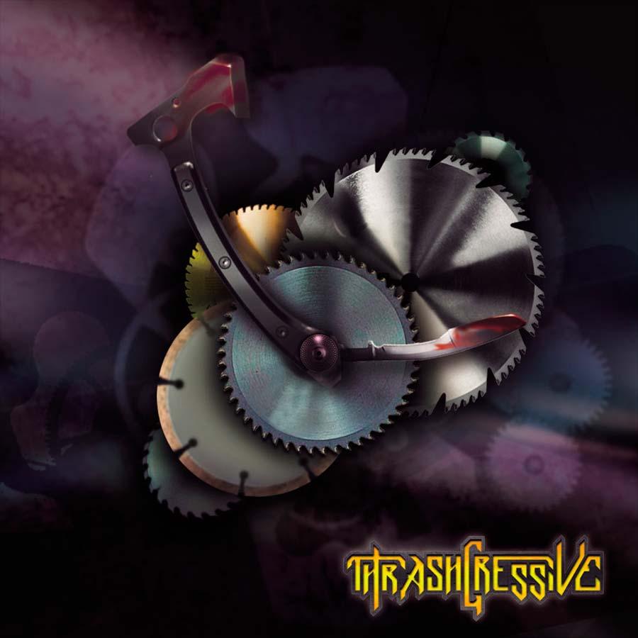 Thrashgressive 'Thrashgressive' EP