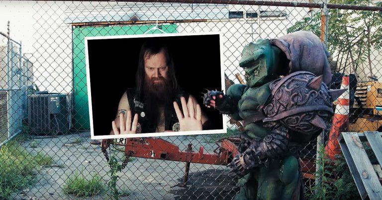 Valient Thorr y el vídeo de 'Looking Glass'