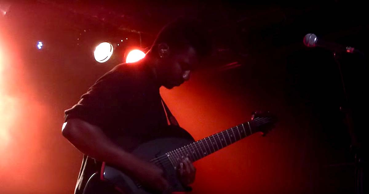 Animals as Leaders: El virtuosismo asalta la Razzmatazz 2