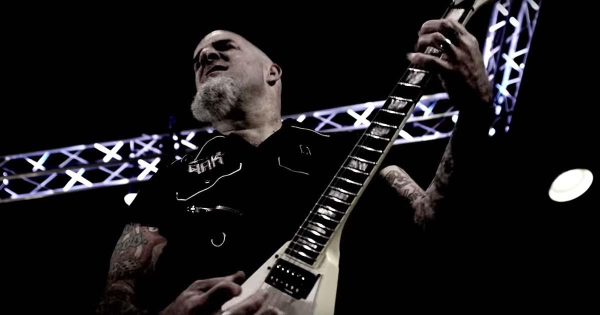 Anthrax y el vídeo de 'Monster at the End'
