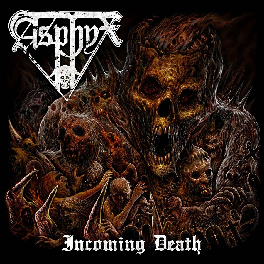 Asphyx 'Incoming Death'