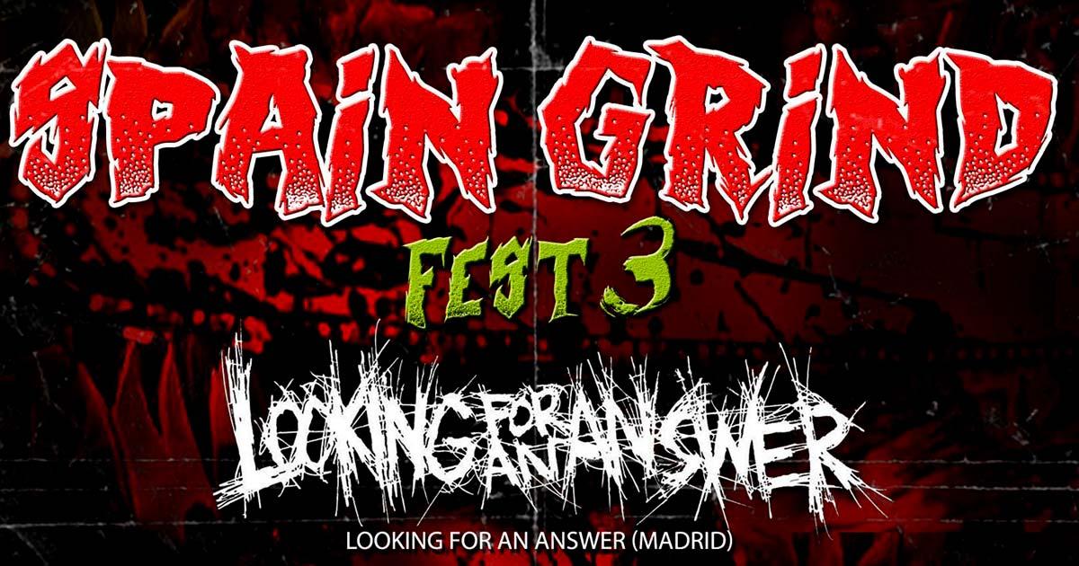Cartel y detalles del Spain Grind Fest III