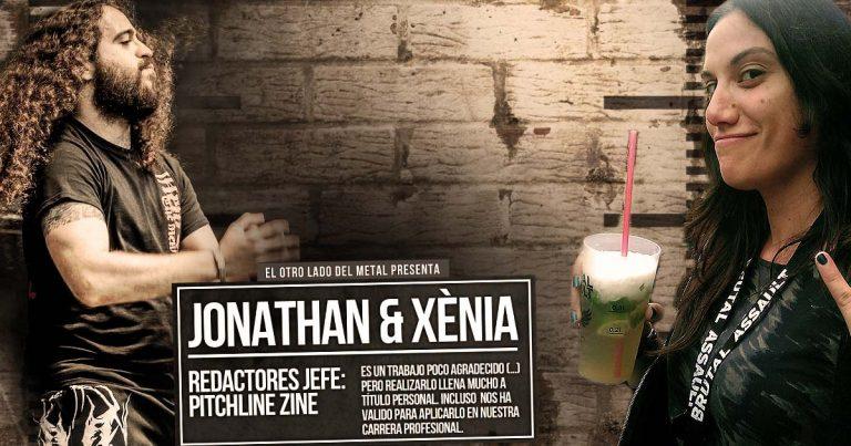 El otro lado del metal LI: Jonathan y Xènia