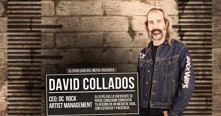 El otro lado del metal (LII): David Collados