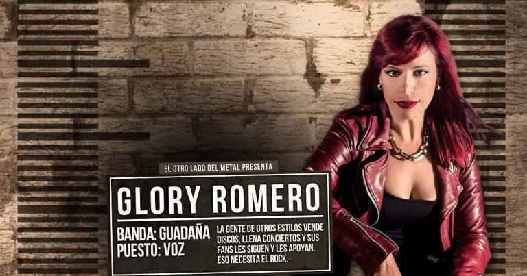 El otro lado del metal (LIV): Glory Romero