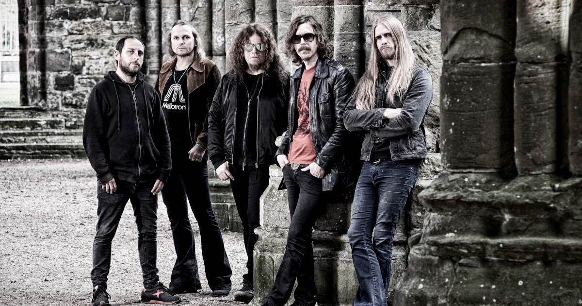 Escucha el nuevo disco de Opeth, 'Sorceress', en streaming