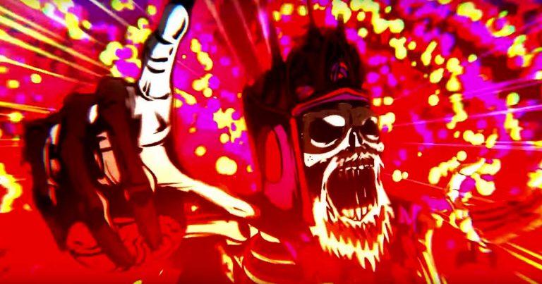High On Fire y el vídeo de 'The Black Plot'