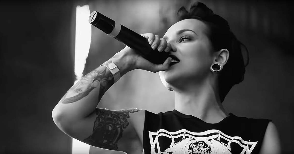 Jinjer y el vídeo de 'Just Another'