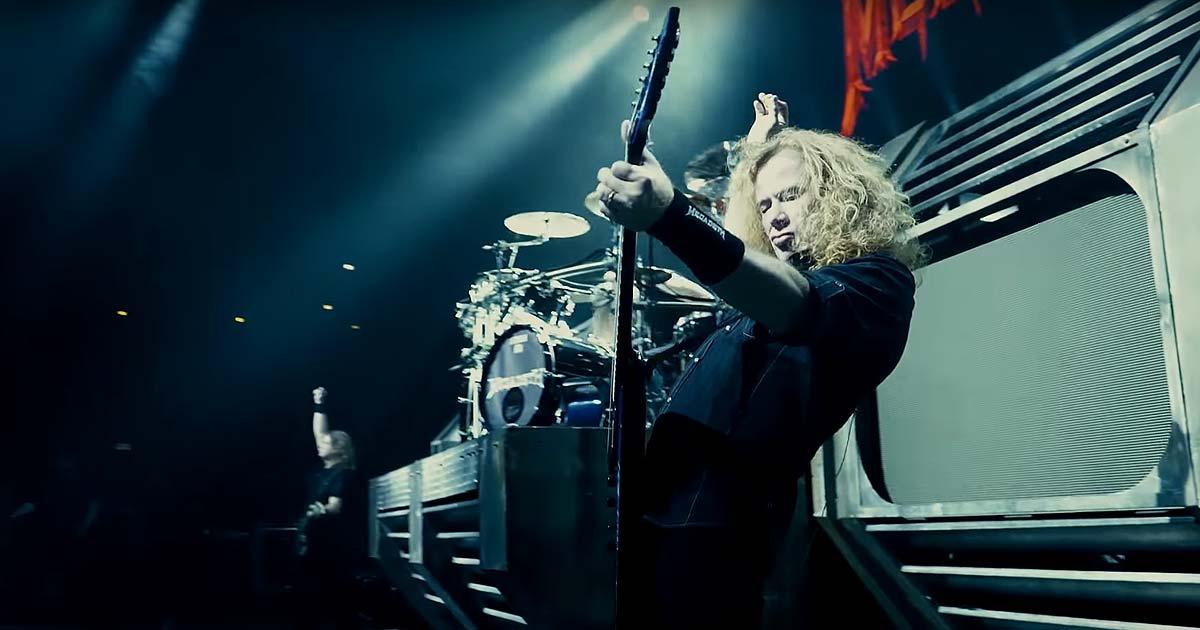 Megadeth y el vídeo de 'Conquer Or Die'
