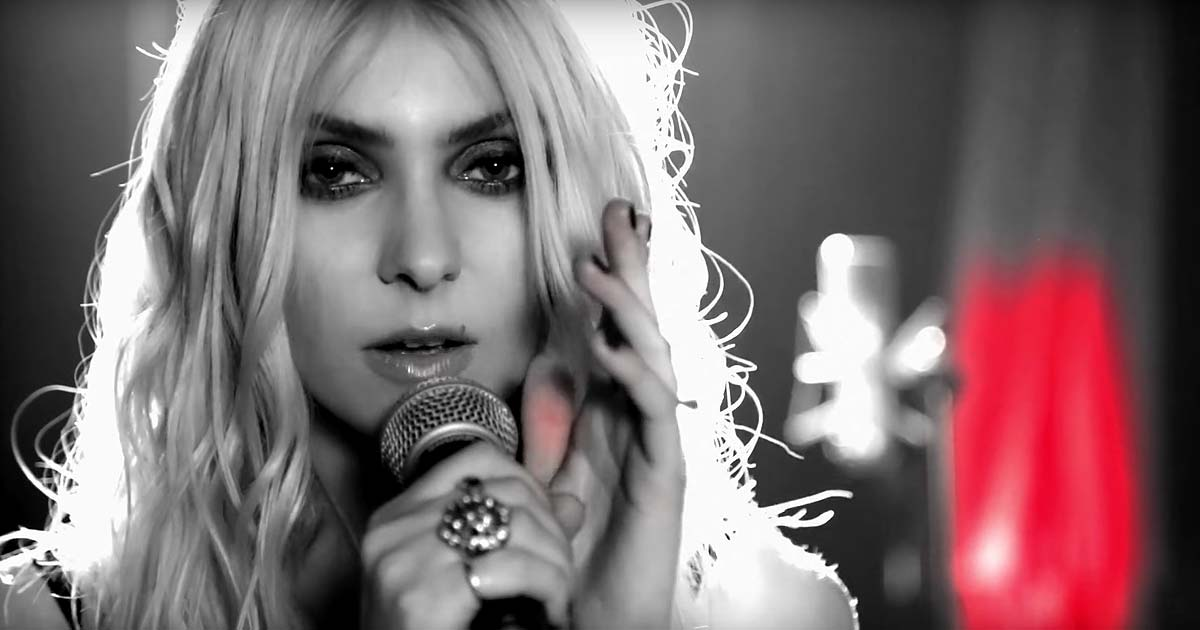 The Pretty Reckless y el vídeo de 'Take Me Down'