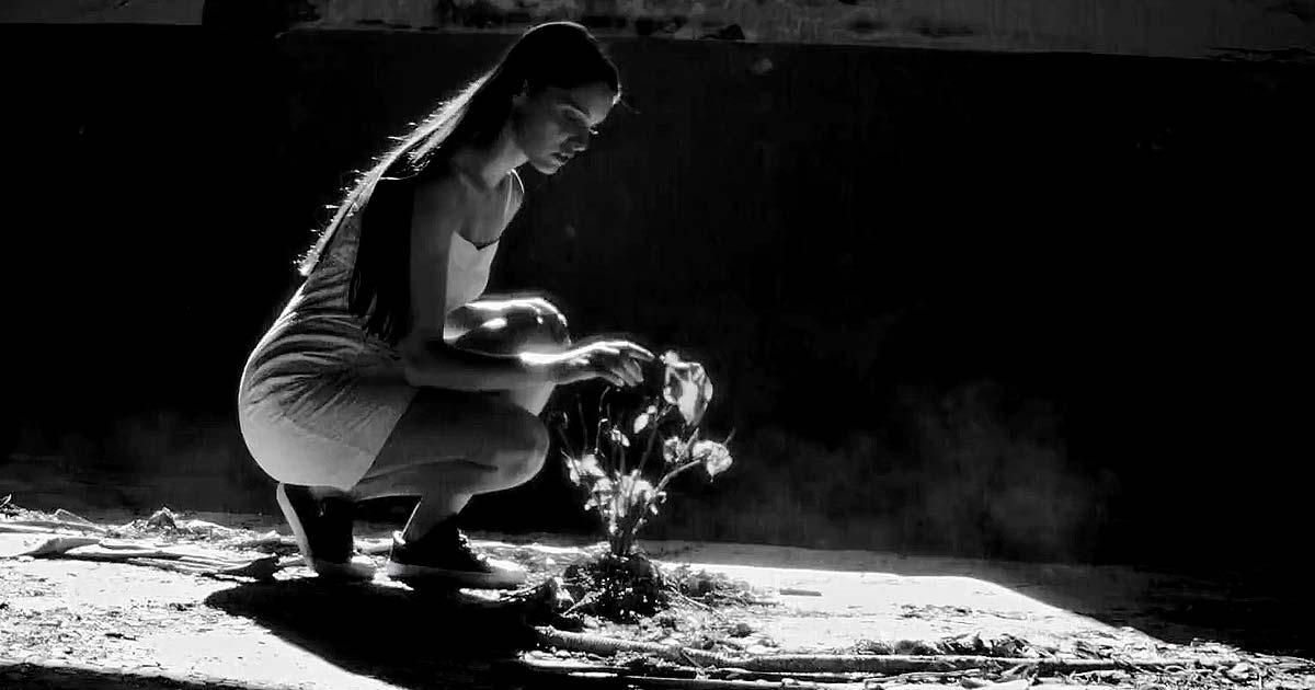 Colosso y el vídeo de 'A Noxious Reflection'