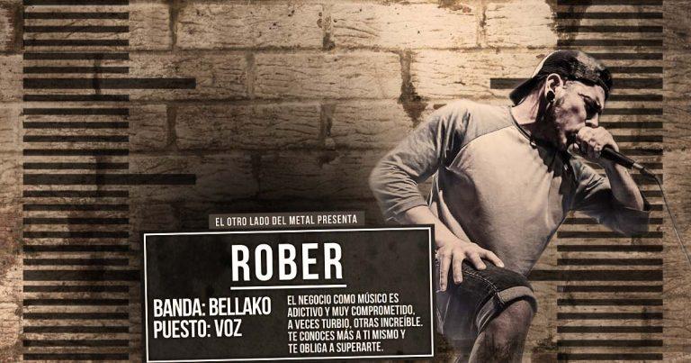 El otro lado del metal (LV): Rober