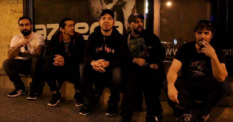 Entrevista en vídeo con Skunk DF