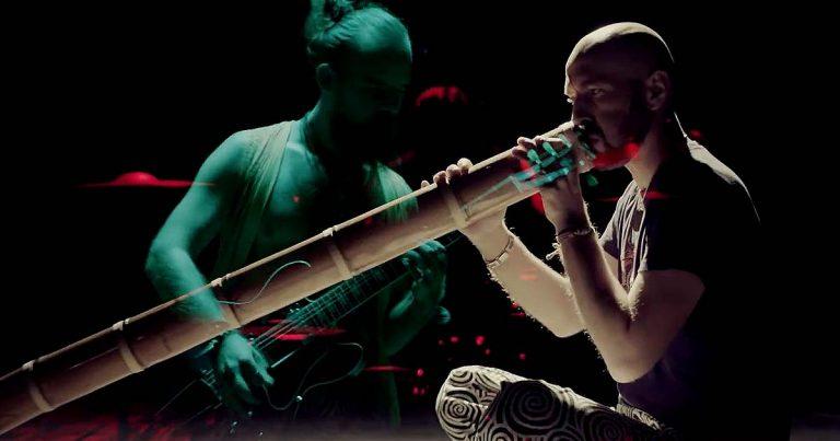 Ethereal Riffian y el vídeo de 'Drum of the Deathless'