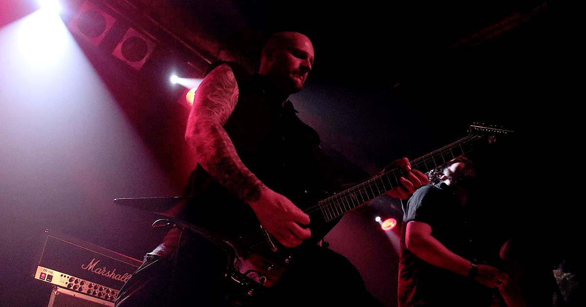 Hecate Enthroned vuelven a Barcelona