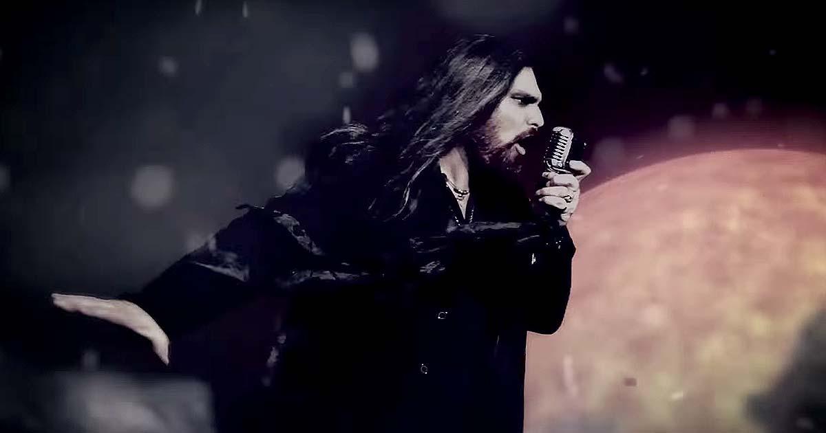 Iron Mask y el vídeo de 'I Don't Forget, I Don't Forgive'