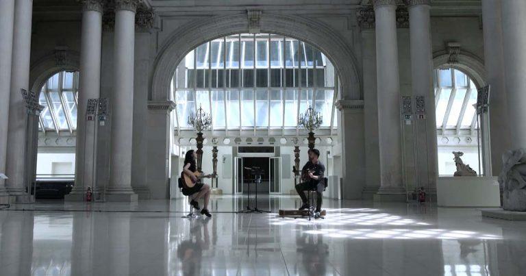 Obsidian Kingdom y el vídeo de 'Black Swan' (acústico)