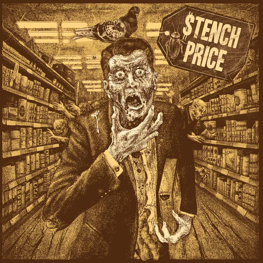 Stench Price 'Stench Price' (EP)