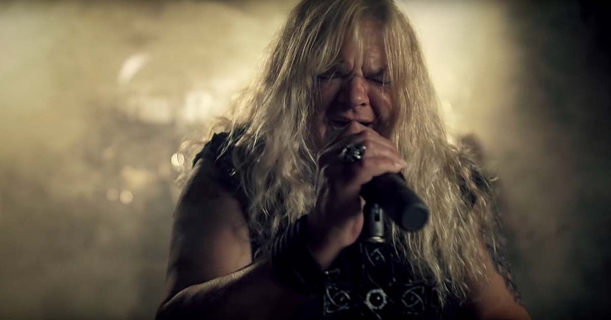 Steve Grimmett's Grim Reaper y el vídeo de 'Walking in the Shadows'