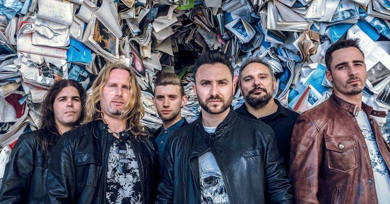 Los metaleros Tálesien ofrecen nuevos adelantos y detalles de su próximo disco