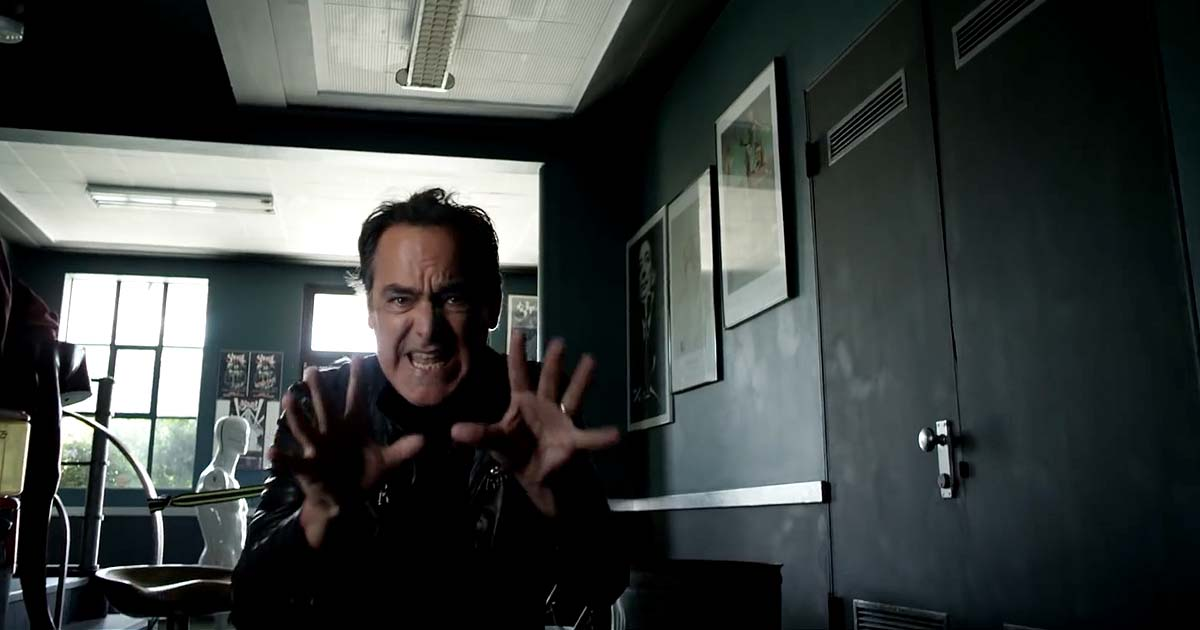 The Neal Morse Band y el vídeo de 'City of Destruction'